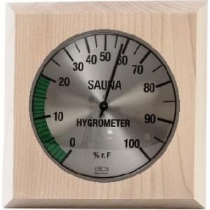 Hygromètre sauna carré...