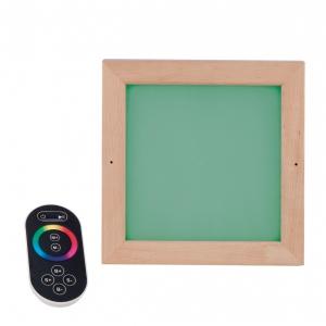 Panneau Chromo LED RGB pour...