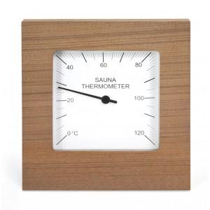 Thermomètre carré avec...