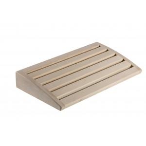 Repose-tête standard en bois